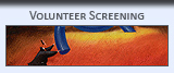 Volunteer Screening